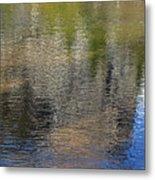 Mirror Lake Reflections 04 13 Metal Print