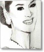 Miss Universe 2015 Metal Print