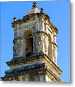 Mission Bell Tower Metal Print
