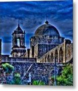 Mission San Jose San Antonio Metal Print