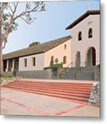 Mission San Luis Obispo Metal Print