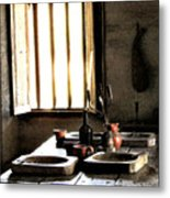Mission Still Life 2 Metal Print by Dana Patterson