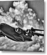 Mission-strategic Airlift Metal Print
