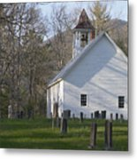 Missionary Bapist Church  Metal Print