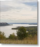 Mississippi River Lake Pepin 10 Metal Print
