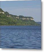 Mississippi River Lake Pepin 4 Metal Print