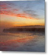 Misty Dawn #2 Metal Print