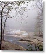 Misty Morning Series 1a Metal Print