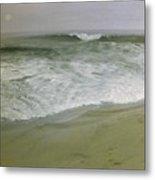 Misty Seas Metal Print