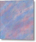 Misty Skies Metal Print