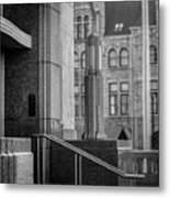 Mixed Architecture Metal Print
