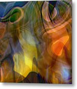 Mixed Emotions Metal Print