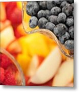 Mixed Fruit 6904 Metal Print