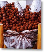 Mmmm Chocolate Metal Print