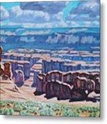 Arches National Park,moab, Utah Metal Print