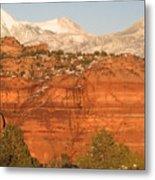 Moab Utah Metal Print