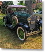 1928 Model A Ford  Metal Print