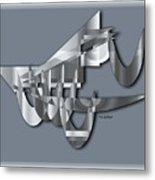 Modern 1102 Metal Print