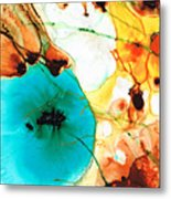 Modern Art - Potential - Sharon Cummings Metal Print