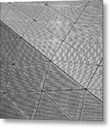 Modern Detail Background Metal Print