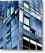 Modern Ny Building Metal Print