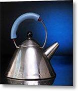 Modern Teapot. Metal Print