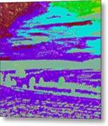 Modified Landscape D4 Metal Print