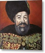 Moldavian Prince Vasile Lupu Metal Print