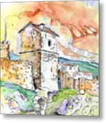 Molina De Aragon Spain 02 Metal Print