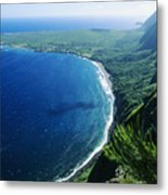 Molokai, View Metal Print