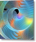 Moment Of Elation Metal Print