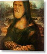 Mona Rilla Metal Print