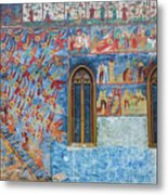 Monastery Angels Metal Print