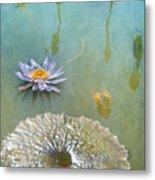 Monet Inspired Metal Print