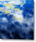 Monet Like Water Metal Print
