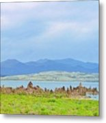Mono Lake Image Metal Print