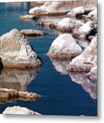 Mono Lake Tufa Metal Print