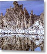 Mono Lake Tufa Metal Print