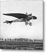 Monoplane, 1910 Metal Print