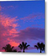 Monsoon Sunset Metal Print by James BO  Insogna