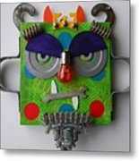 Monster King Metal Print
