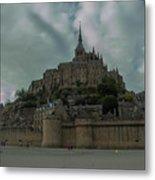 Mont Saint Michel 1 Metal Print