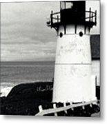 Montara Lighthouse Metal Print