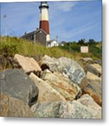 Montauk Lighthouse 2 Metal Print