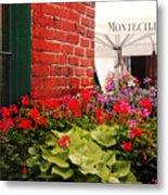 Montecillo  Metal Print