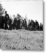 Montgomery March, 1965 Metal Print
