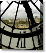 Montmartre From Musee D'orsay Metal Print