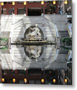 Montreal World Trade Center Metal Print