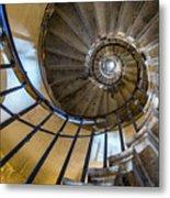 Monument Stairs Metal Print