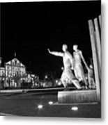 Monument To The Emigrant Metal Print